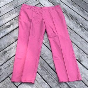 Brand New Talbots Heritage Cut Pink Chinos
